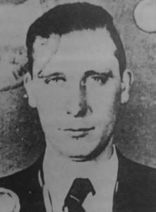 Šéf protiparašutistického oddělení pražského gestapa Willi Leimer