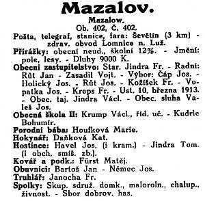 mazelovchyt