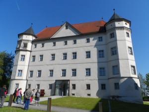 Zámek Hartheim