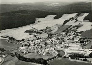 Dobřejovice v 90. letech 20. století